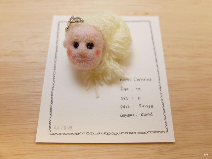 Chirstina portrait