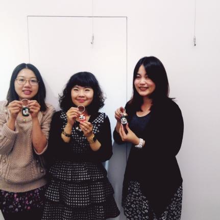 2015-03-14 Daruma 手作祈願達摩不倒翁