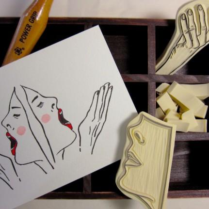 創意與橡皮的饗宴