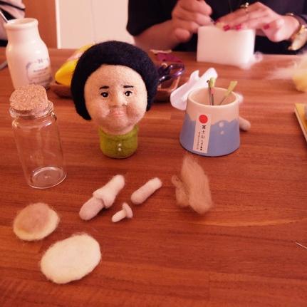 2014-09-27 手作療癒無菌菇菇